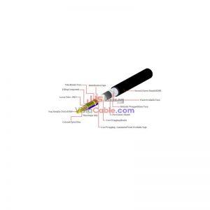 فروش فیبر نوری خاکی خشک OBFC