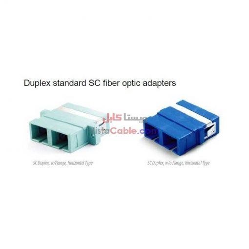 آداپتورهای فیبر نوری SC