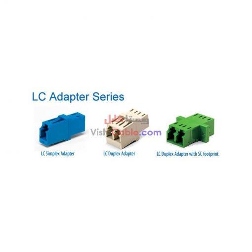 آداپتورهای فیبر نوری LC
