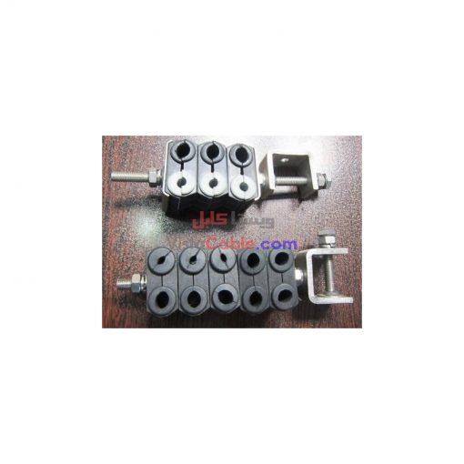 بست فیبر نوری بست کابل برق RRU DC