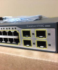 سوئیچ 24 پورت سیسکو Cisco 3750G 24TS-S1U