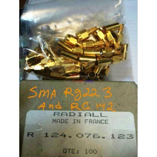 قیمت کانکتور SMA نری کابل RG 223