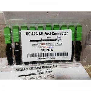 قیمت فست کانکتور SC APC Fast Connector