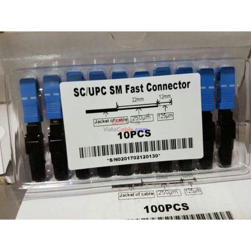 قیمت فست کانکتور SC UPC Fast Connector