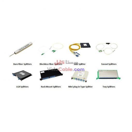 اسپلیتر فیبر نوری چیست - قیمت اسپلیتر فیبر نوری