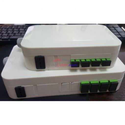 باکس دیواری TB BOX فیبر نوری در FTTH