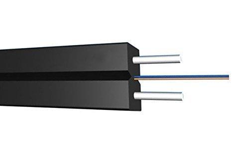 ویرایش: کابل دراپ دو کر دومهار FTTH Drop Cable outdoor خارج ساختمان