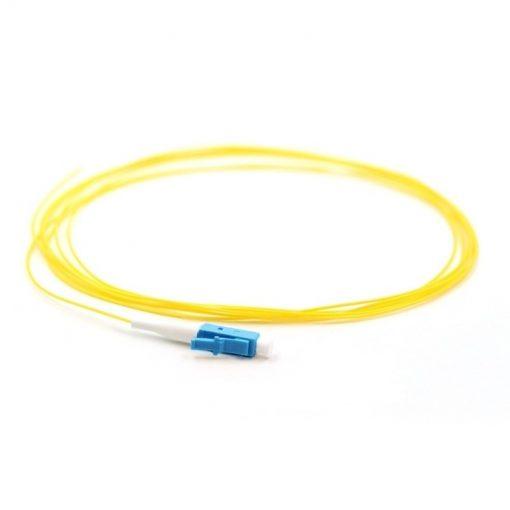 پیگتیل فیبر نوری LC