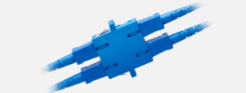 اتصال آداپتور فیبر نوری SC داپلکسی