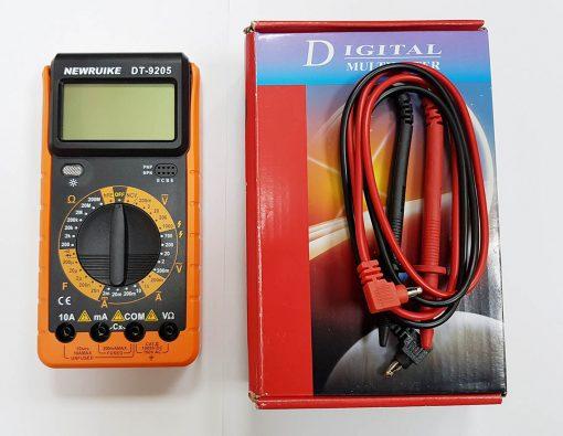 مولتی متر دیجیتال DT-9205