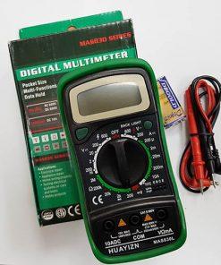 مولتی متر دیجیتال MAS830L