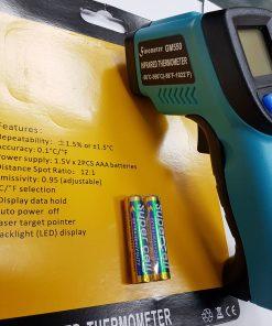 دماسنج دیجیتالی (ترمومتر) GM550