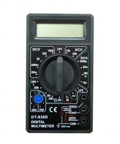 مولتی متر دیجیتال مدل DT-830D