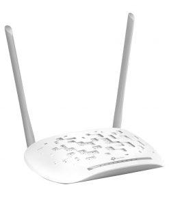 مودم روتر ADSL2 Plus بیسیم N300 تی پی-لینک مدل TD-W8961N_V3.20