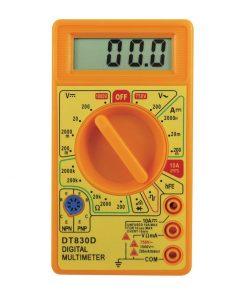 مولتی متر دیجیتال مدل DT830D کدY993