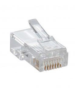 کانکتور Cat6 دی لینک مدل NPG-C61TRA501-100 - بسته 100 عددی