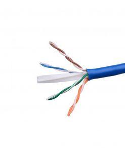 کابل شبکه Cat 6 UTP  لگرند بدون تست  به طول 305 متر
