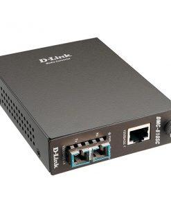 مبدل فیبر نوری به اترنت دی-لینک مدل DMC-810SC