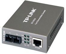 مبدل فیبر چند حالته تی پی-لینک MC100CM_V1