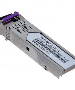 ماژول فیبر مدل SFP-GE-BX80-U