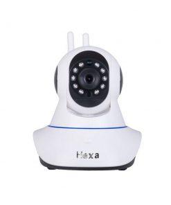 سیستم امنیتی حفاظتی دوربین مداربسته و دزدگیر بیسیم هگزا مدل smarthome