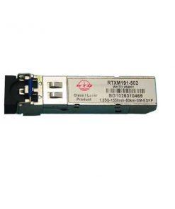 ماژول فیبر نوری دبلیو تی دی مدل RTXM191-502